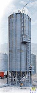 échelle H0 Kit de montage Grenier 2 Pièces NEU