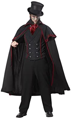 California Costumes Jack The Ripper Set