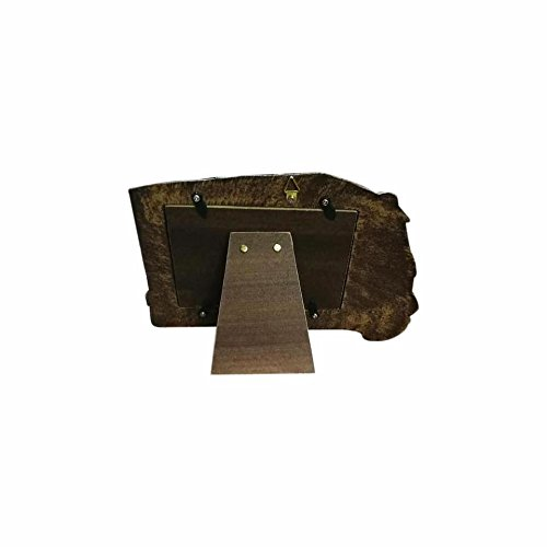 ONE2T - TUK-TUK TAXI THAI Sawdust Handmade Photo Frame Home Decor Photo Size 4''x6'' (1) by ONE2T