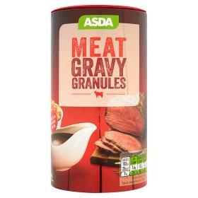 Amazoncom Asda Meat Gravy Granules 550g Grocery