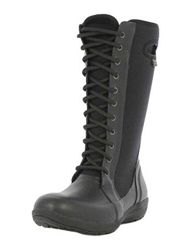 ce Tall Waterproof Winter Boot Black 7 M US (Waterproof Tall Lace)