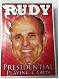 Rudy Presidential Deck : Playing Cards, , 0979151538