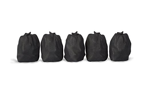 Toy Garbage Truck Bags (Black) ()