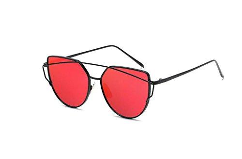 des de Soleil Lunettes Glasses Anti Retro Ultraviolet B C Lunettes Color Lunettes Metal Couleur Film rvxPwrzq