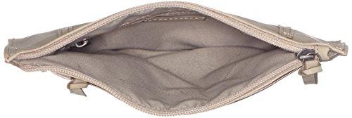 Tamaris 2168171, Bolso de hombro Mujer, talla única Beige (sand comb)