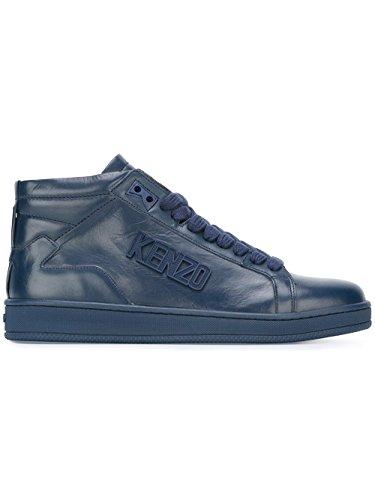 kenzo-mens-m60945tearxnappa-blue-leather-hi-top-sneakers