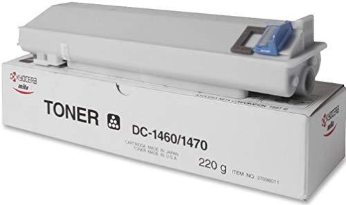 Genuine Mita Kyocera 37098011 Black Copier Toner