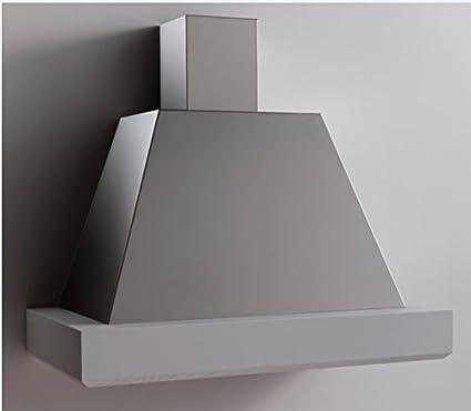 K-Design - Cappa Classica Cucina Rustica Legno 90 Completa ...