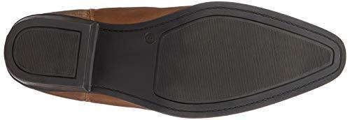 Tacco Boots Cowboy Mens Occidentale Tan Footwear Kick Cubano Caviglia Smart Eu40 Lungo Tirare 47 xYgqfxHw