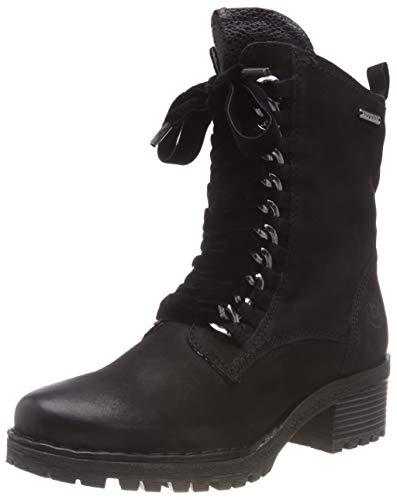 Black Metallic 1090 Botines Femme Bugatti 431571511239 tqvwPP