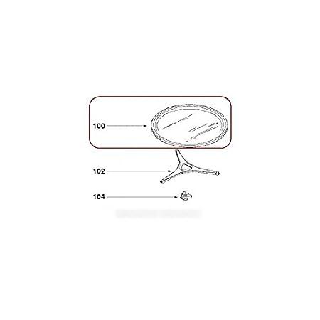 Fagor - Plato giratorio Micro Ondes para Micro microondas ...