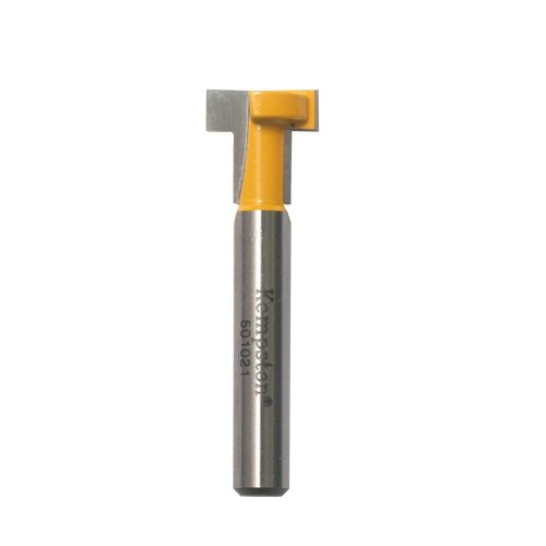 1/2 Diameter 1/4 Shank (Kempston 501021 Keyhole Bit 1/4-Inch Shank, 1/2-Inch Cutting Diameter, 3/16-Inch Cutting Length)