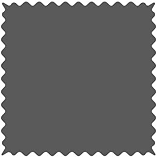 product image for SheetWorld 100% Cotton Flannel Fabric by The Yard, Flannel - Dark Grey, 36 x 44