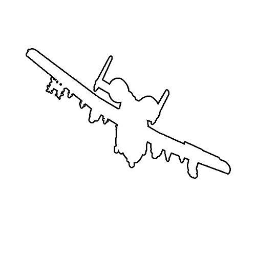 ION Graphics Magnet A-10 Thunderbolt II Magnetic Vinyl Die Cut Decal Warthog Hog CAS USAF A10 5