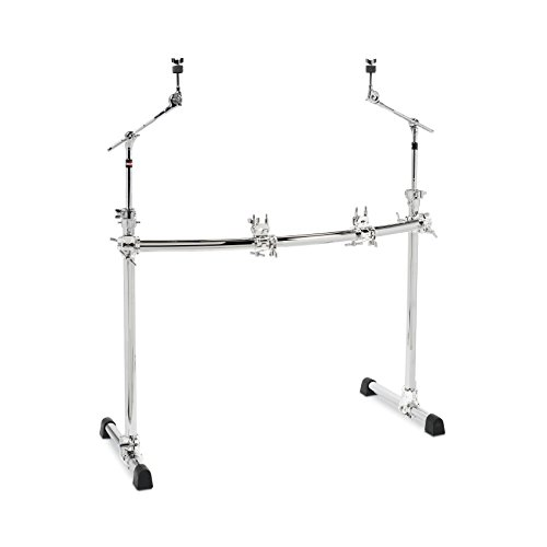 (GIB CHROME CURVED FRONT RACK W/CYM BOOMS)