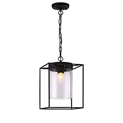 Aero Snail Industrial 60W Vintage Style Painting Metal Pendant Light Ceiling Hanging Lighting Fixure