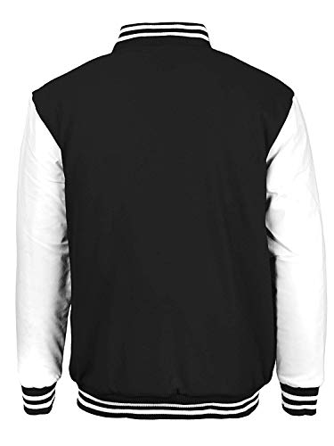 Maximos Varsity Letterman Vintage Jacket