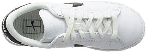 Tennis Black Deporte de Classic Wmns para White Zapatillas Mujer Nike Blanco H5pwTWqOZ