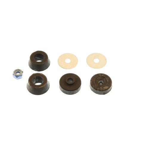 FRONT KIT CERAMIC Pads 1410 Platinum Hart *DRILLED /& SLOTTED* Brake Rotors
