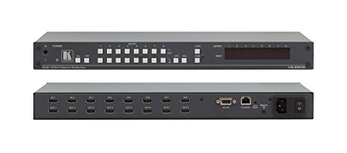 Kramer Electronics 8x8 HDMI Matrix Switcher VS-88HN