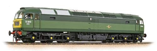 DCC-Sound Bachmann 32-806DS Class 47//0 D1842 BR Green SYP