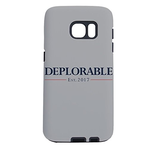 [CafePress - Deplorable Est 2017 - Samsung Galaxy S7 Phone Case] (Witty Costumes 2017)