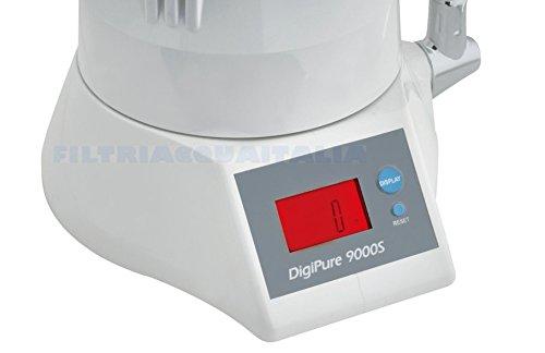 Purificador de agua dom/éstico modelo Digipure 9000S