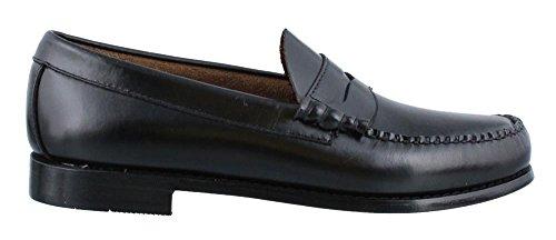 G.H. Bass & Co. Men's Larson Penny Loafer,Black,8.5 D US -  adult