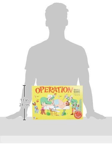 Classic Operation Skill Game
