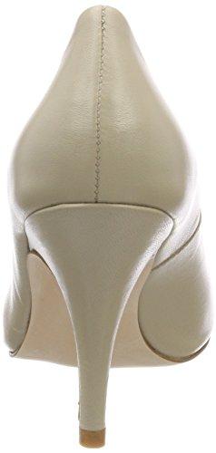 Beige 85 27 Escarpins Bout Pump Classic Fermé Femme Bianco Nougat x0wvTqgpE