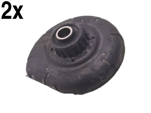 Volvo XC 90 Strut Mount Bushing Front Lower (x2) OE Aftermarket