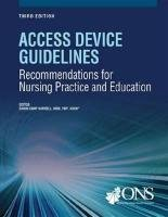Access Device Guidelines  Recommendations For Nursing Practice And Education