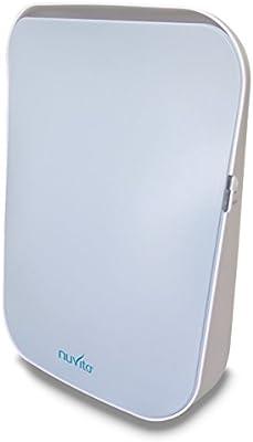 Nuvita Purificador de Aire Ionizador 1850 - Filtro HEPA Auténtico y Filtro de Carbón Activado - Elimina el