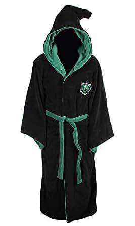 Oficial Harry Potter Hogwarts Slytherin asistente paño