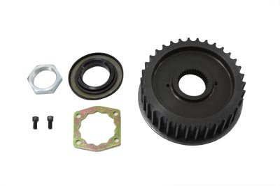 V-Twin 20-0708 - BDL Front Pulley 34 Tooth ()