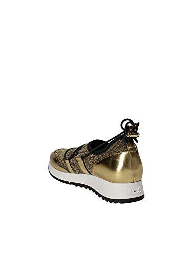 Liu-Jo B18007T2028 Beleg auf Schuhen Frauen Gelb