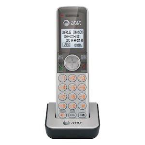 Amazon.com: At & t DECT 6.0 teléfono inalámbrico con Caller ...