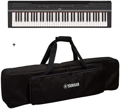 Yamaha P121 - Piano digital con 73 teclas y funda Yamaha ...