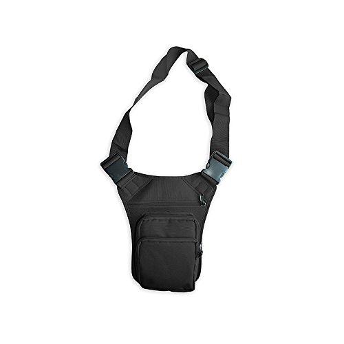 The Quick Trip Concealed-Carry Messenger Shoulder Bag