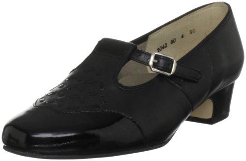 Padders - Helen, Scarpe col tacco classiche donna, color Nero (Black), talla 36 EU / 3 UK