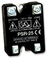 UNITED AUTOMATION PSR-25 POWER CONTROL MODULE