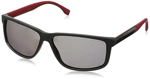 BOSS-by-Hugo-Boss-Mens-B0833s-B0833S-Polarized-Rectangular-Sunglasses