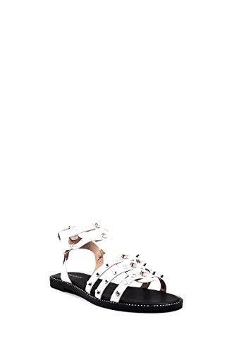 Chic Nana Damen Sandalen Weiß