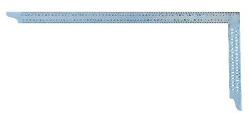 Zimmermannswinkel hedue ZV 1000 mm mit mm-Skala und Anreißlöcher
