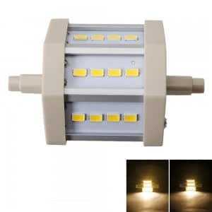 R7S 5W 12LED 430-440LM 2800K Warm White Light Corn Light (85-265V)