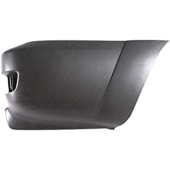 NEW 2003-2005 FITS TOYOTA 4RUNNER REAR BUMPER END LEFT SIDE TEXTURED TO1104117