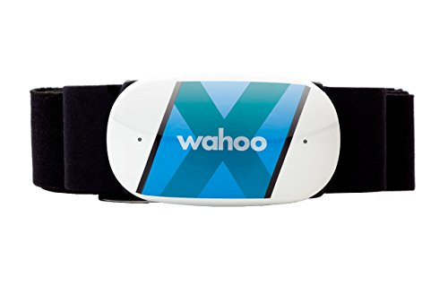 Wahoo TICKR X Heart Rate Monitor with Memory, Bluetooth / ANT+ ()
