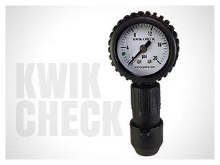 K-Pump Kwik Check Pressure Gauge ()