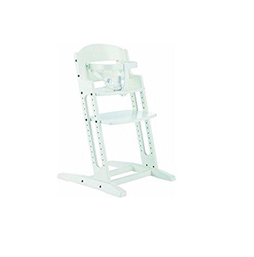 BabyDan DanChair Wooden Highchair White