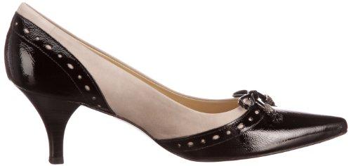 Peter Kaiser PLOEN 60519-700 - Zapatos de vestir de cuero para mujer Negro